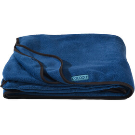 Cocoon Fleece Blanket, deep blue